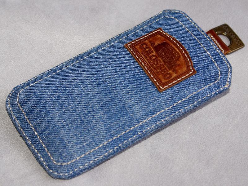 Сшить чехол на планшет из джинс
